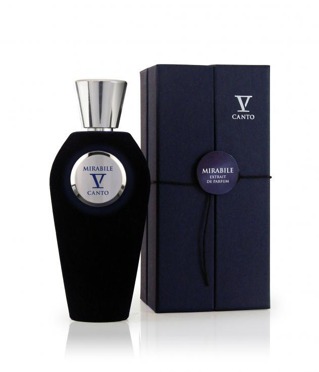 V canto parfume - mirabile
